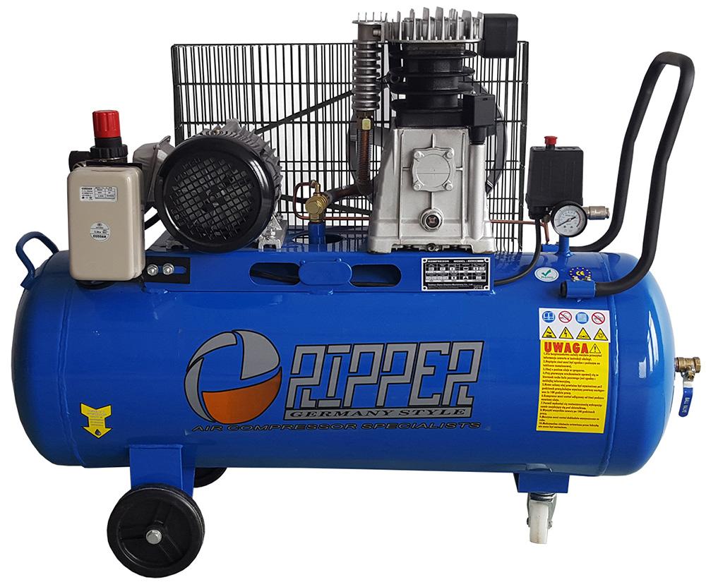 KOMPRESOR 100L/400V /Z-0.25/8/ RIPPER